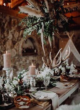 Hochzeitsdekoration Köln