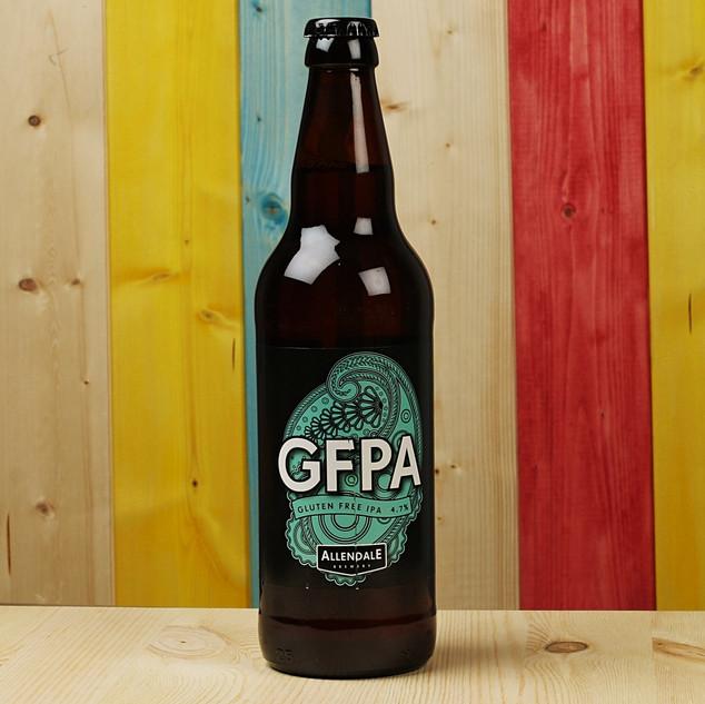 Gluten Free Pale Ale