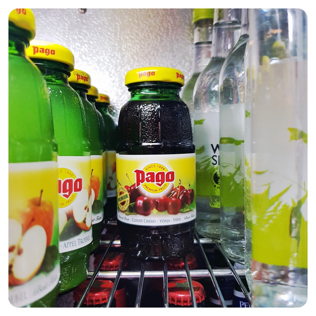 Pago Cherry juice