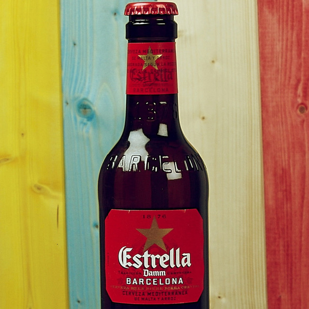 Estrella Cerveza