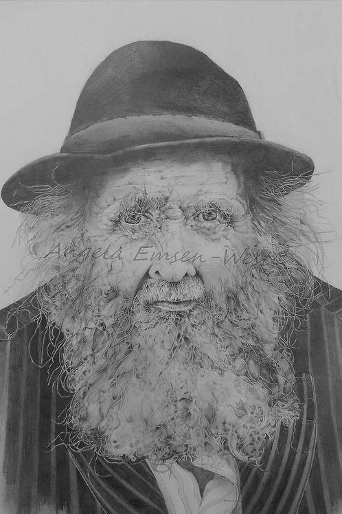 Hollymount Man Pencil
