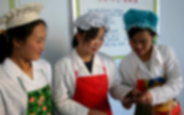 An orphanage in North Korea.JPG