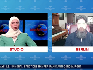 Watching Iranian Television and Al Jazeera