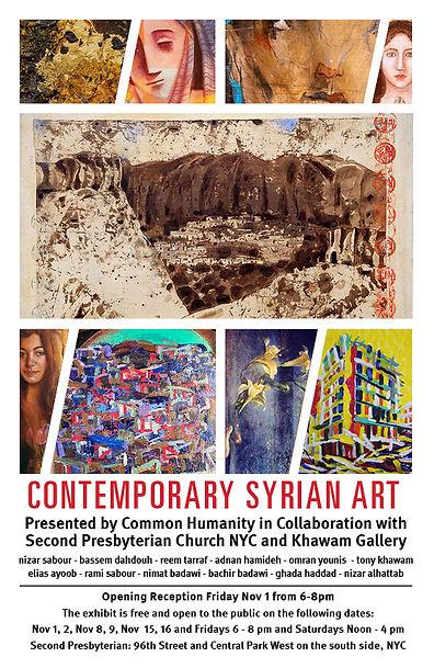 2019-CH-Presbyterian-SyrianArt_Invite-2