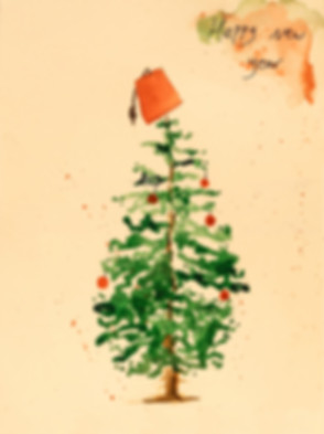CC-18 Fez and Christmas Tree.jpg