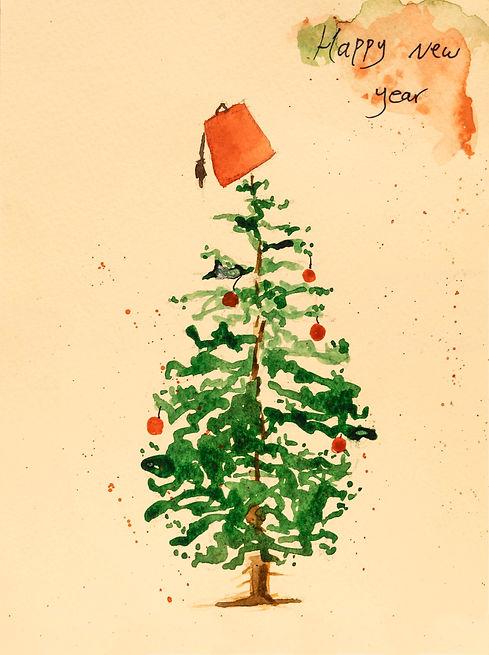 CC-18 Fez and Christmas Tree.jpg