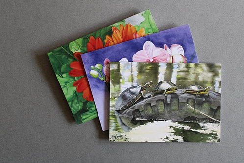 Set of 3 Note Cards