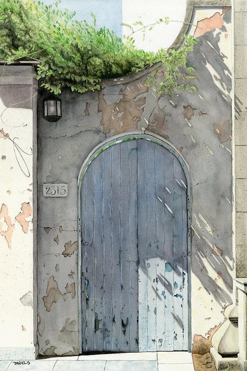 2315 Original Watercolor 15.5x22.5 inches