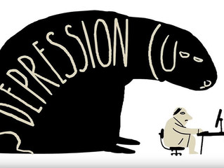"Depression 101: The ""Cause & Effect"" Law That Even The Experts Forgot"