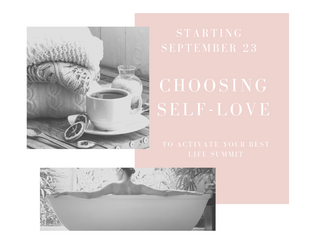 Self-Love is SO Much More than Self-Care: Join us in a Worldwide Online Event