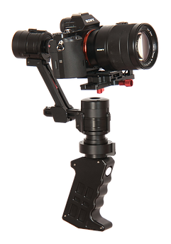 Metta Media uses Came TV 3 Axis Gimbal Video Stabalization