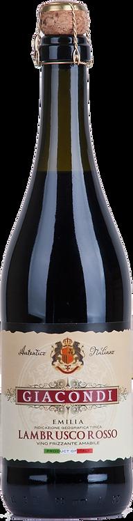 Giacondi Vino D' Italia Rosso (Espumante)