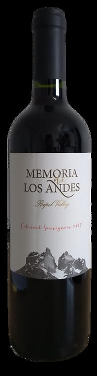 Memória Los Andes Varietal Cabernet Sauvignon