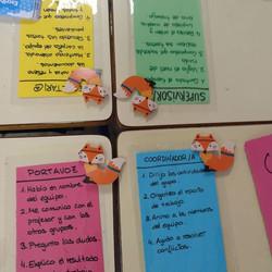 En marcha nuestros grupos de #aprendizaj