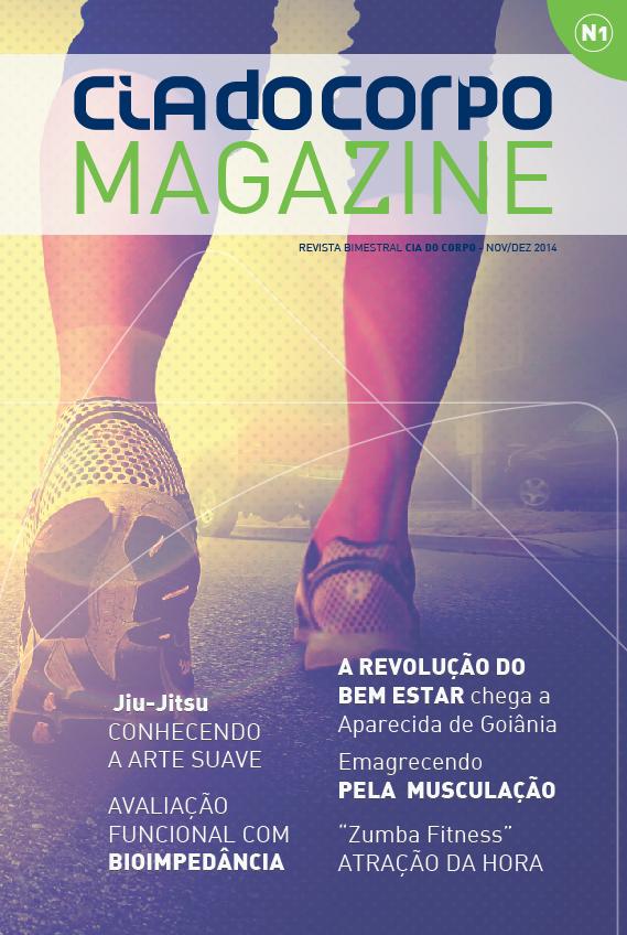 Revista Cia do Corpo