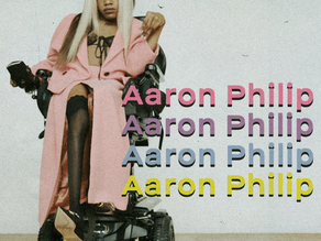 Aaron Philip is Changing the Fashion World as We Know it