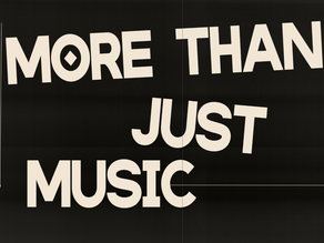 More Than Just Music