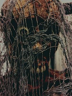 Skeleton from Fear: Winnipeg Halloween Event
