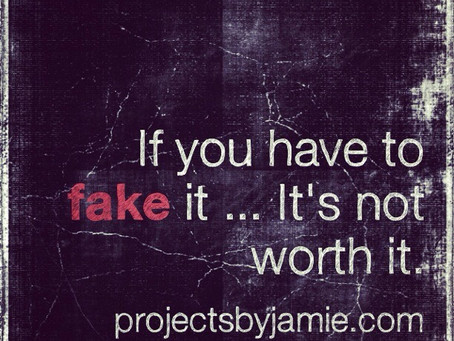 Are You Faking It?
