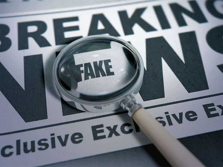 """Is """"Fake News"""" Real? A Personal Journey with the Media"""