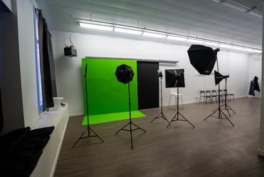 Sync Studios Green Screen