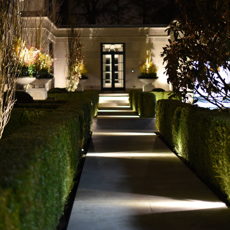 10 Reasons Why Your Outdoor Lighting Should Be LED
