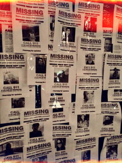 Missing People from Fear: Winnipeg Halloween Event