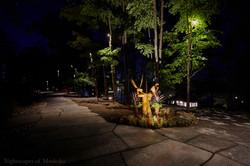 Nightscapes of Muskoka | Landscape Lighting