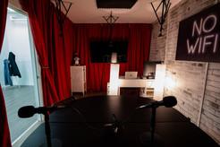 Sync Studios Podcast Studio