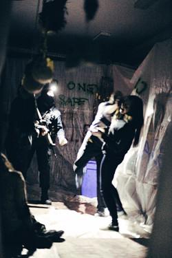 Scrared People from Fear: Winnipeg Halloween Event