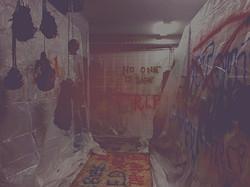 Haunted House Setup from Fear: Winnipeg Halloween Event