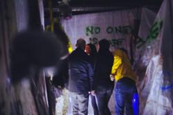 Scared People from Fear: Winnipeg Halloween Event