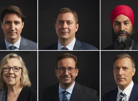 Canada Votes Oct 21, But Why?