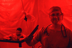 Killer Doctor from Fear: Winnipeg Halloween Event