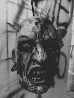 Scary Face from Fear: Winnipeg Halloween Event