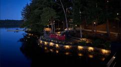 Nightscapes of Muskoka | Dock Lighting