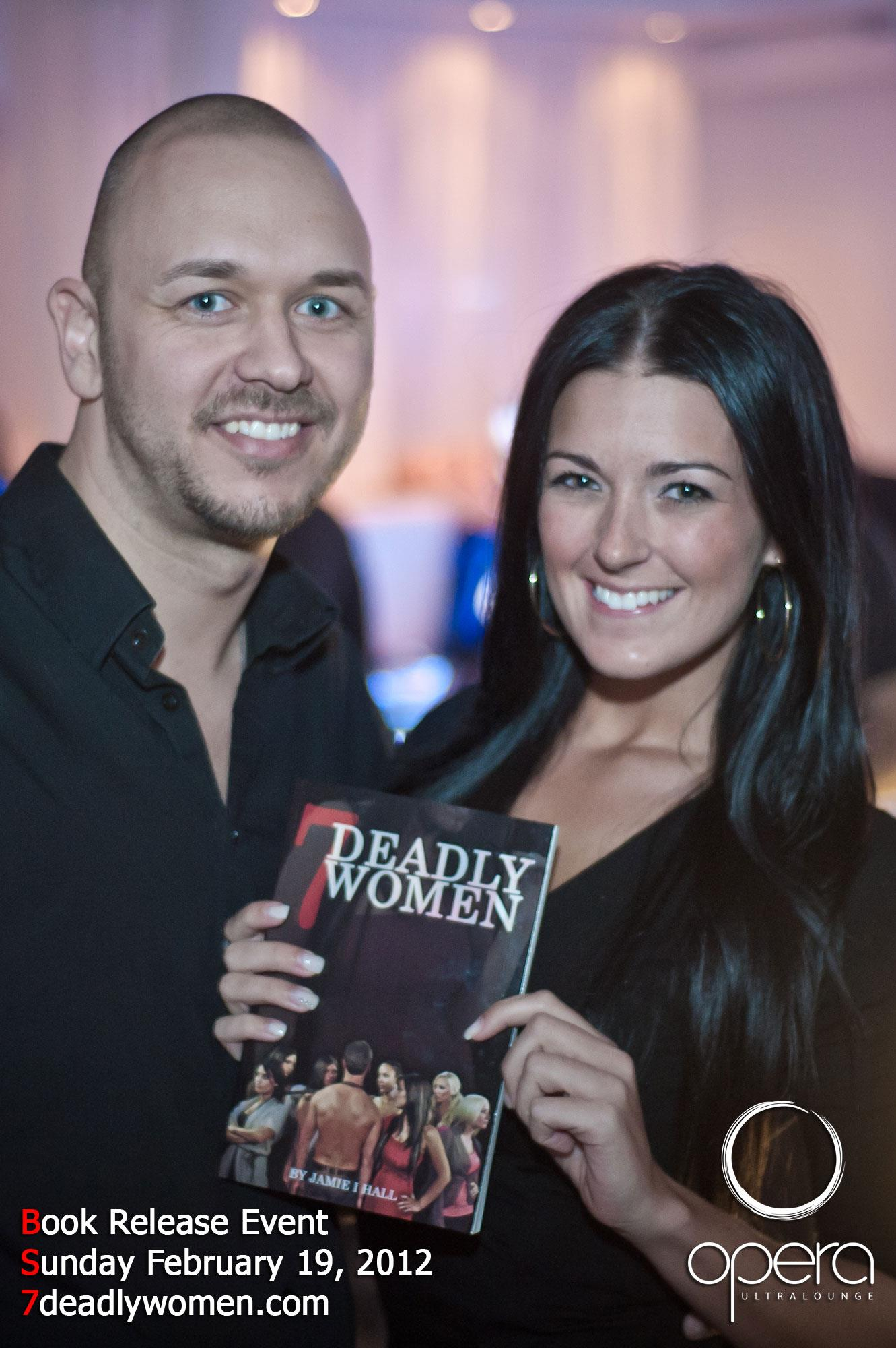 7 Deadly Women: A Book by Jamie Hall