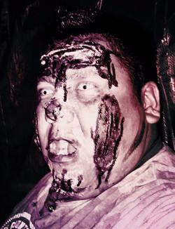 Zombie from Fear: Winnipeg Halloween Event