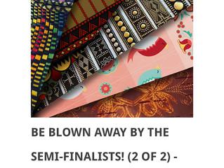 Wool Blanket Semi-Finalist
