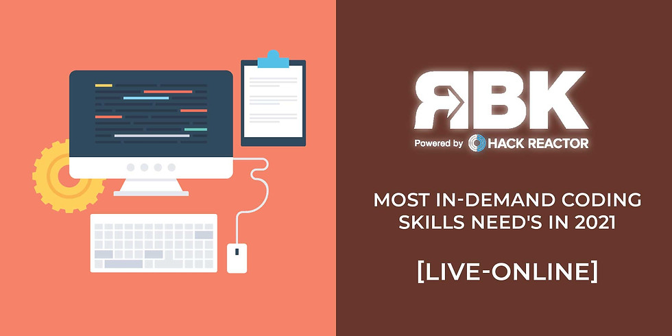 Most In-Demand Coding Skills Need's In 2021