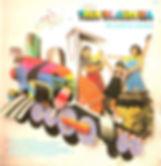 Trem da alegria - 1985 - Clube da Alegri