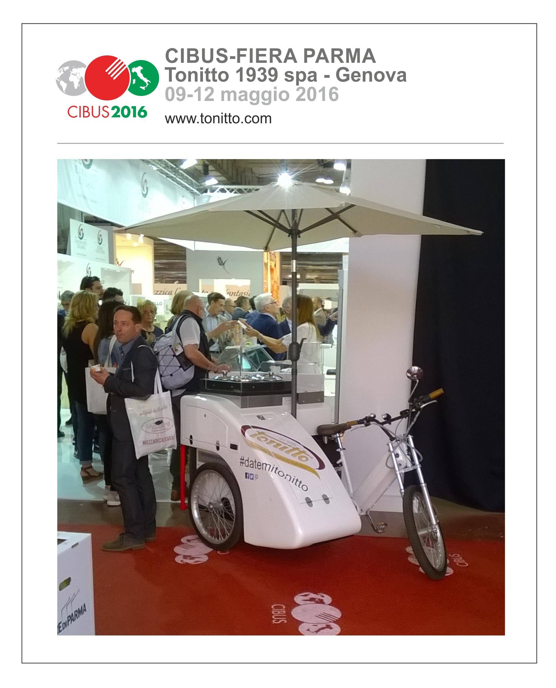 Cibus - Tonitto