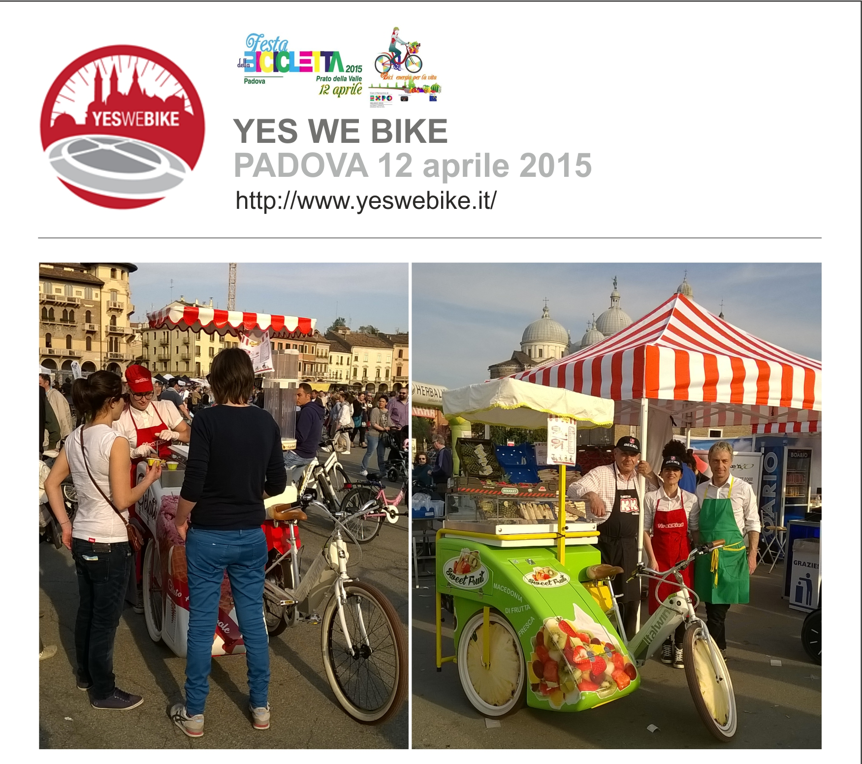 Yes We Bike - Padova