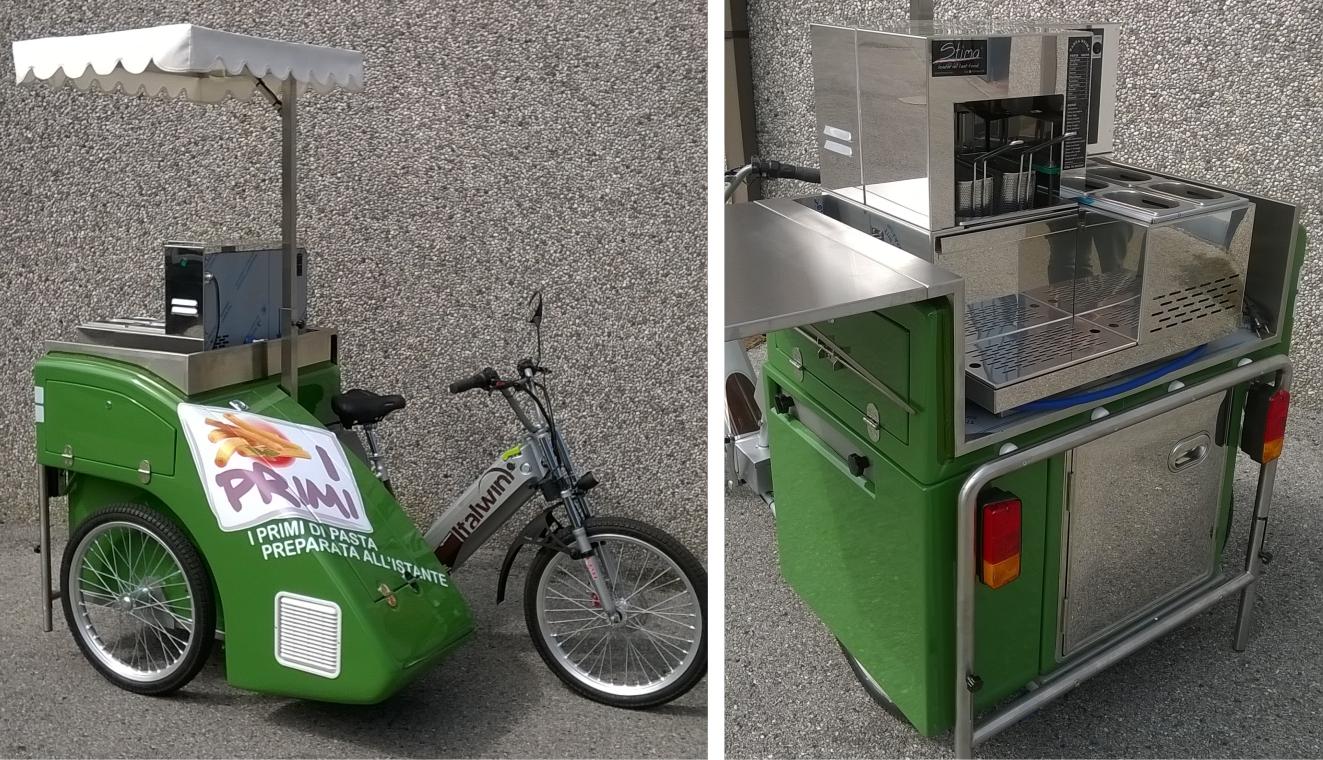 Bike'ngo pasta