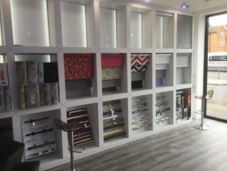 New Fully Automated Showroom at Martin Kaye Interiors