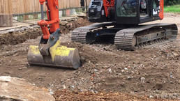 Site Clearance following Demolition