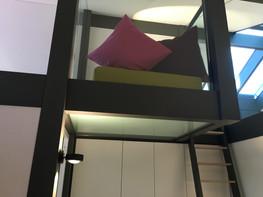Innovative & fun spare bunk bed