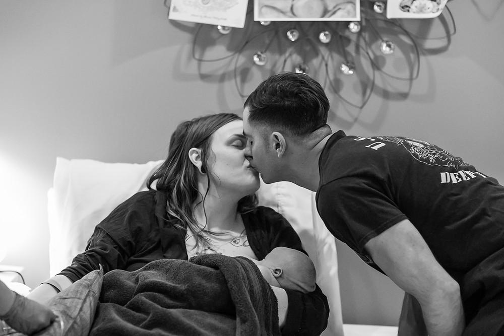 Professional Birth photographer in RVA