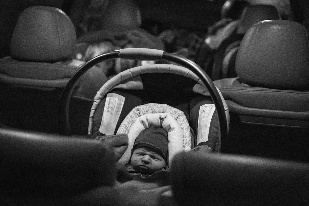 birth photography in Richmond VA