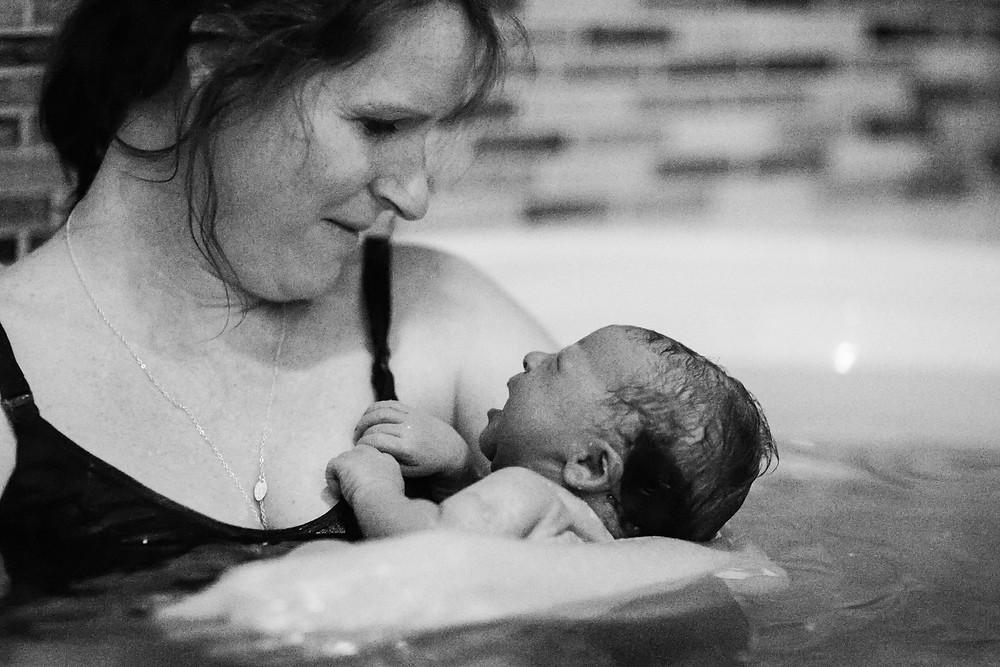birth photographer in Richmond VA